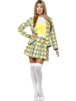 Adult Clueless Cher Costume [20597]