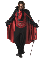 Adult Count Bloodthirst Costume