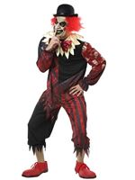 Adult Creepo the Clown Costume