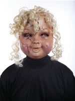 Adult Creepy Carrie Mask