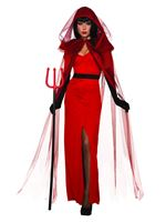 Adult Crimson Demoness Costume