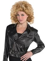 Adult Cropped Leather Jacket [845530-55]