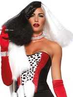 Adult Cruel Diva Wig