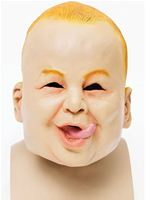 Adult Baby Boy Mask [BM404]