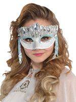Adult Crystal Sparkle Mask [845742-55]
