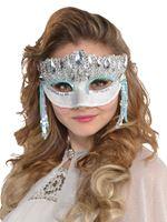 Adult Crystal Sparkle Mask [845742-55]