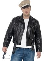 Adult Plus Size 50s Rebel Costume