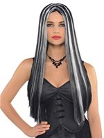 Adult Old Witch Wig