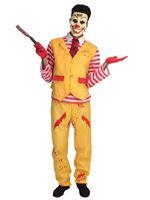 Adult Dapper Clown Male Costume