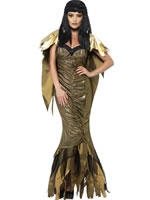 Adult Dark Cleopatra Costume