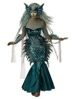 Adult Dark Sea Siren Costume [5020-068]