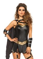 Adult Dark Warrior Costume [85415]