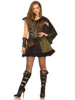 Adult Darling Robin Hood Costume [85281]