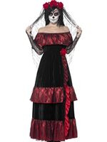 Adult Day of the Dead Bride Costume [43739]