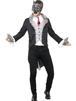 Adult Deluxe Big Bad Wolf Costume