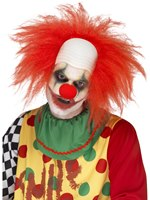 Adult Deluxe Clown Wig [44898]