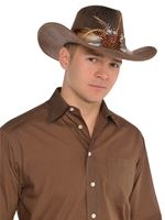 Adult Deluxe Cowboy Hat [846251-55]