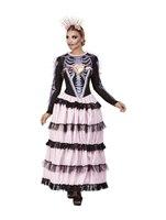 Adult Deluxe DOTD Senorita Costume [63034]