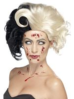 Adult Deluxe Evil Madame Wig [44264]