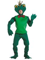 Adult Deluxe Frog Prince Costume [4006051]