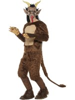 Adult Deluxe Krampus Demon Costume