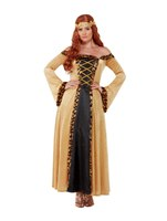 Adult Deluxe Medieval Countess Costume [70007]