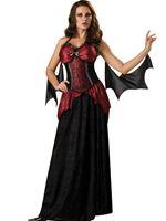 Adult Deluxe Vampira Costume [11037]