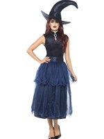 Adult Deluxe Midnight Witch Costume