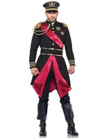 Adult Deluxe Military General Costume