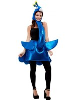 Adult Deluxe Peacock Costume [47137]