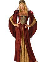 Adult Deluxe Renaissance Maiden Costume [11013]