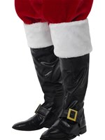 Adult Deluxe Santa Boot Covers [21419]