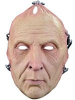 Adult Deluxe Saw Jigsaw Flesh Mask