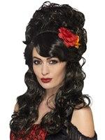 Adult Deluxe Senorita Wig