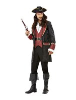 Adult Deluxe Swashbuckler Pirate Costume [70000]