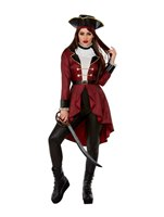 Adult Deluxe Swashbuckler Pirate Costume [70001]