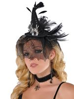 Adult Deluxe Witch Headband [840872-55]