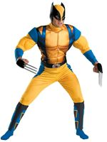 Adult Deluxe Wolverine Origins Costume