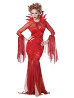 Adult Devilish Diva Costume [01581]