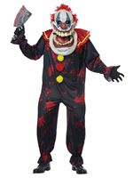 Adult Die Laughing Clown Costume