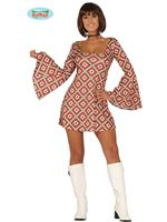 Adult Disco Girl Costume