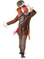 Adult Disney Mad Hatter Costume [889953]