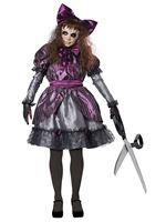 Adult Doll of the Damned Costume