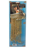 Adult Egyptian Beaded Headpiece