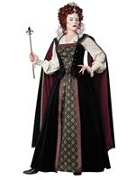 Adult Elizabethan Queen Costume [5020-014]