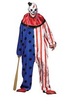 Adult Evil Clown Costume