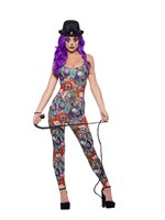 Adult Fever Creepy Clown Costume