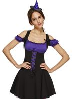 Adult Fever Purple Wicked Costume