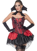 Adult Fever Seductive Vamp Costume