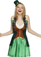 Adult Fever St Patricks Costume